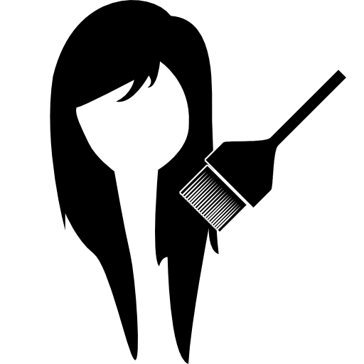 Balayage Icon