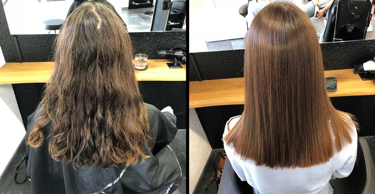 Keratin Behandlung by hairseason